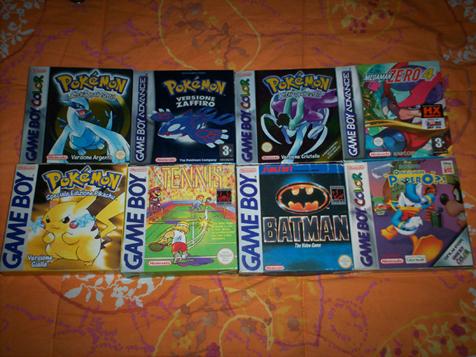 tutti gioco pokemon gba